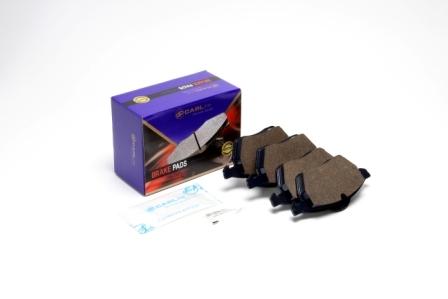 Колодки тормозные CARLINE CLN2076