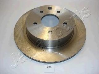 DP158 JAPANPARTS Тормозной диск