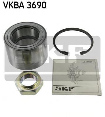 Комплект подшипника ступицы колеса SKF VKBA3690