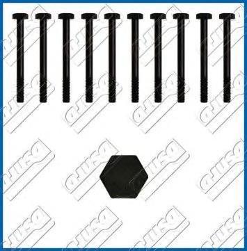 81011500 AJUSA Комплект болтов головки цилидра