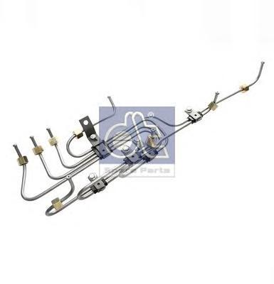 Комплект трубопровода высокого давления, система впрыска DIESEL TECHNIC 490799