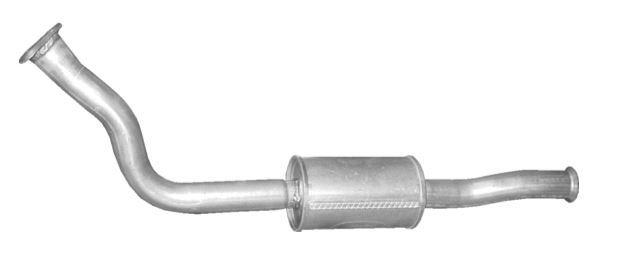 07136 POLMOSTROW Глушитель приемная труба CITROEN: EVASION 1.9TD 94-02, JUMPY 1.9 TD 95-01FIAT: SCUDO 1.9 TD 95-03PEUGEOT: 806 1.9TD 94-02