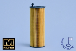 MU1251 M-FILTER Фильтр масляный