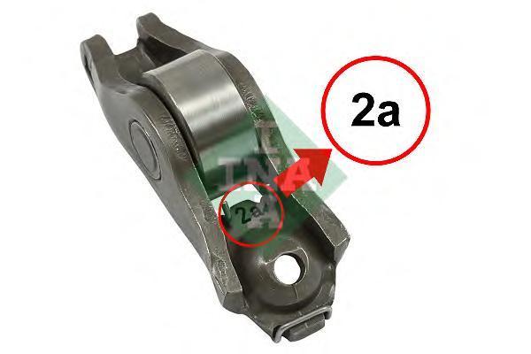 422023210 LUK Балансир, управление двигателем