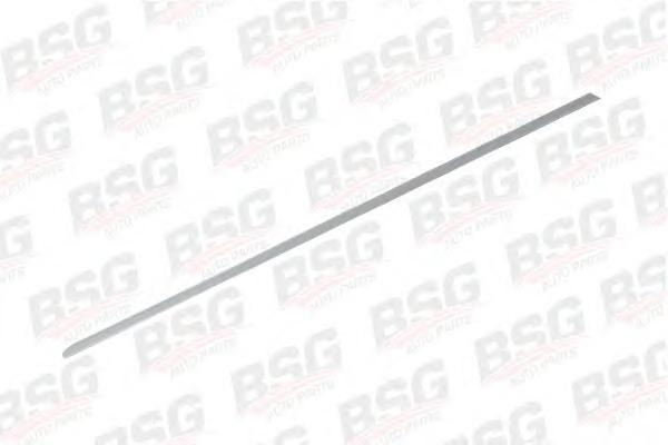 BSG30924046 BSG Молдинг передней правой двери-грунтованный / FORD Mondeo-III