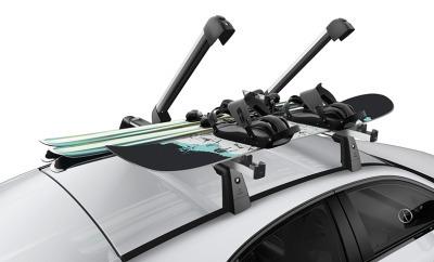 0008900393 MERCEDES-BENZ Крепление Mercedes New Alustyle Comfort для перевозки лыж и сноубордов