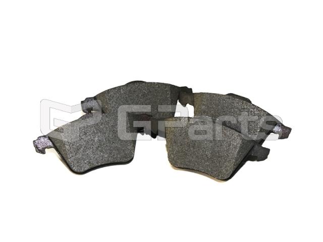 VO30742029 GPARTS Тормозные колодки, передние