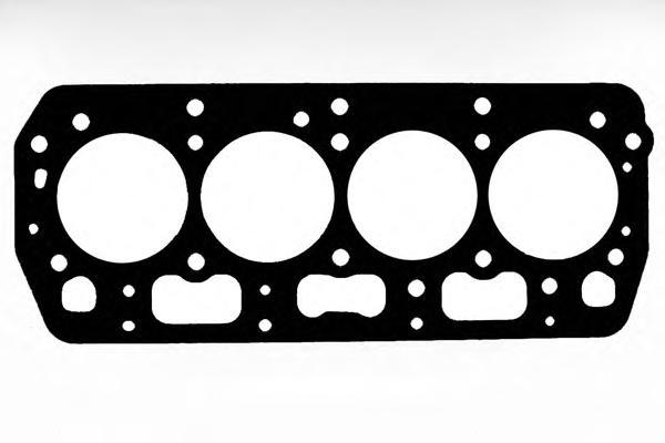 Прокладка, головка цилиндра GLASER H8058200