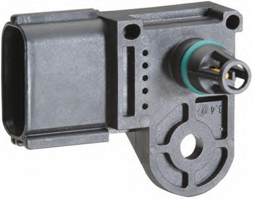6PP009400601 BEHR-HELLA Датчик, давление во впускном газопроводе