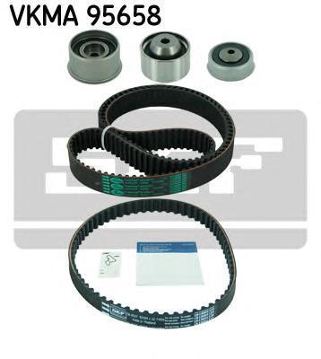 Комплект ремня ГРМ SKF VKMA95658