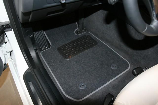 NLT050811110KH AUTOFAMILY-NOVLINE Текстильные коврики в салон BMW 3-Серия купе