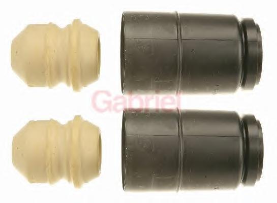 Пылезащитный комилект, амортизатор GABRIEL GP069