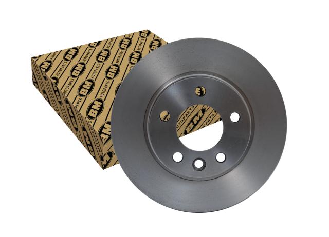 Диск тормозной вентилируемый (1шт.) ВМ-MOTORSPORT BDV864