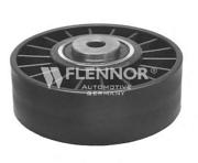 FS27990 FLENNOR Натяжной ролик, поликлиновой  ремень