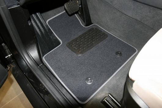 NLT053222110KH AUTOFAMILY-NOVLINE Коврики в салон BMW 5 F10 2WD 2010->, сед., 4 шт. (текстиль)