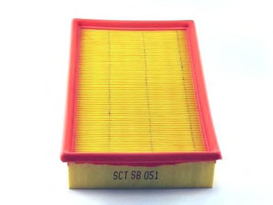 SB051 SCT SCT SB 051 Воздушный фильтр SB051