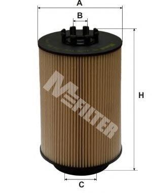 Топливный фильтр M-FILTER DE3106