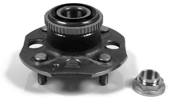 ROWB11659 MOOG Комплект подшипника ступицы колеса