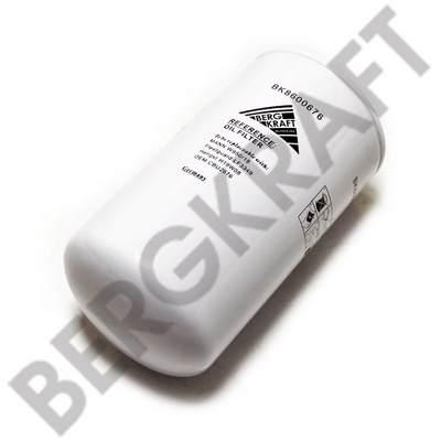 Фильтр масляный 93x62x71x170mm/1-16 UN (M+H:W950/18) DAF F45 BERGKRAFT BK8600676
