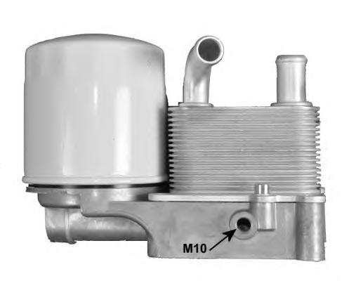 масляный радиатор NRF 31193