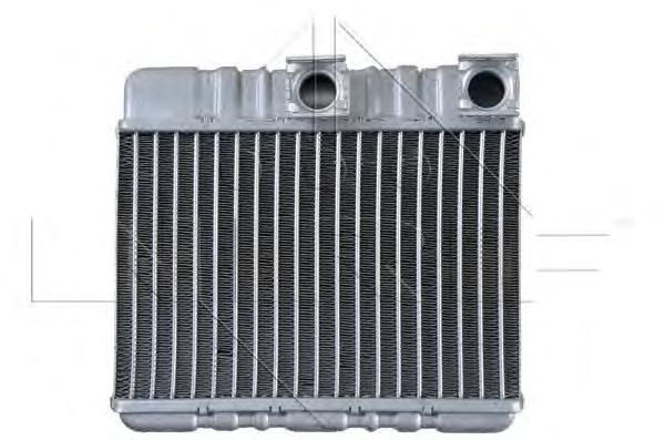 54277 NRF Теплообменник, отопление салона
