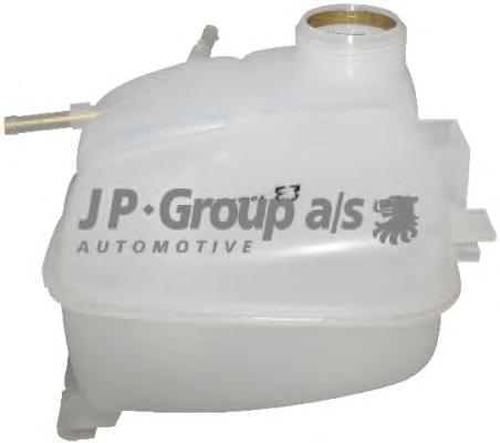 1214700100 JP GROUP Бачок компенсационный охлаждающей жидкости