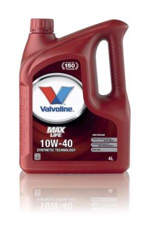 Масло моторное полусинтетика 10W-40 4 л. VALVOLINE 872296