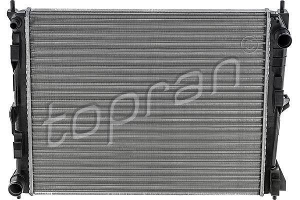 700962 TOPRAN Радиатор, охлаждение двигателя
