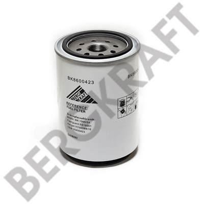 Фильтр топливный сепаратора 10 Micron (M+H:WK1060/5X) VOLVO D10A/D12A/D12C/D16A BERGKRAFT BK8600423