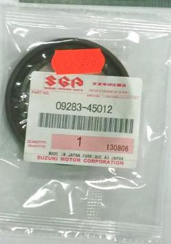 Уплотняющее кольцо, коленчатый вал SUZUKI 0928345012