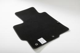 MZ314473 MITSUBISHI Комплект текстильных ковриков 4 шт., темно-серые.Серия