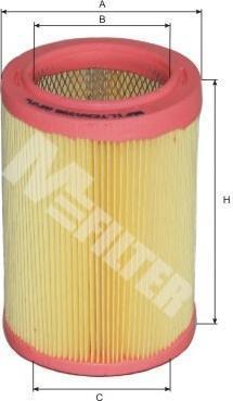 Воздушный фильтр M-FILTER A396