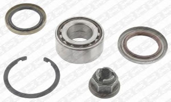 R16525 NTN-SNR Комплект подшипника ступицы колеса