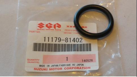Кольцо уплотнительное свечного колодца SUZUKI 1117981402