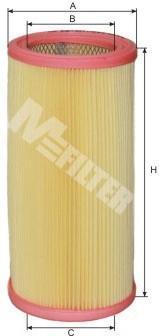 A109 M-FILTER Воздушный фильтр