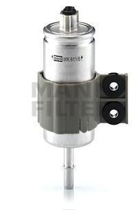 Фильтр топливный MANN-FILTER WK6116