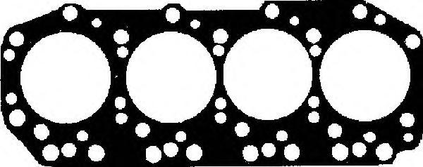 Прокладка, головка цилиндра ELWIS ROYAL 0030029
