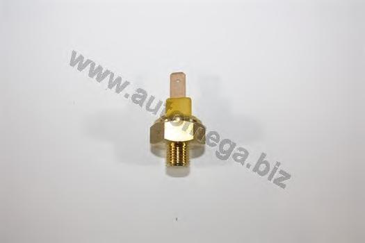 309190521191D AUTOMEGA Датчик температуры охл. жидк. (желтый-100*С) / SEAT,VW 1.3-2.0