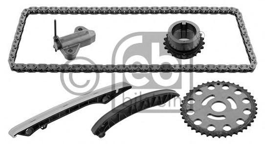 Комплект цепи привода распредвала (для распределительного вала) FEBI 37999