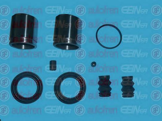 D41712C SEINSA AUTOFREN Ремкомплект, тормозной суппорт
