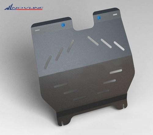 NLZ0808020 AUTOFAMILY-NOVLINE Комплект защиты картера+крепеж Chevrolet Epica 2.0/2.5i 07>