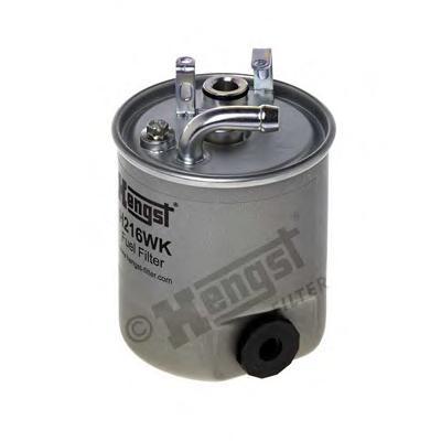 Топливный фильтр HENGST FILTER H216WK