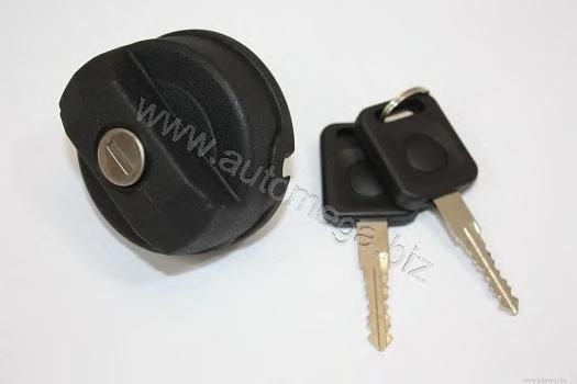 Крышка горловины бензобака   AUDI,VW [с ключем] 83 ~   OPEL-ASTRA G, CORSA C, MERIVA (для а/м без ц.замка) 0808211 AUTOMEGA 302010551191A