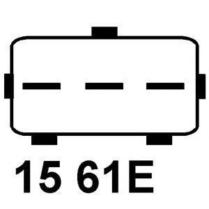 CA1584IR HC-PARTS Генератор