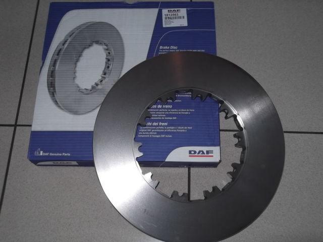 Тормозной диск DAF 1812563