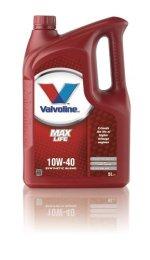 Масло моторное полусинтетика 10W-40 5 л. VALVOLINE 706480