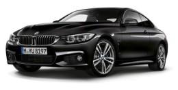 Миниатюра BMW 1:43 4er Coupe F32 черный BMW 80422318856