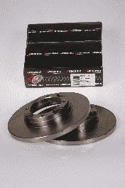 PRD1211 PROTECHNIC Тормозной диск