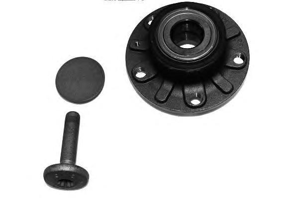 VOWB11070 MOOG Комплект подшипника ступицы колеса