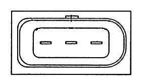 LE003 BERU Вентилятор, охлаждение двигателя